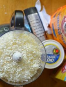 Laundry Powder Food Processor Overhead